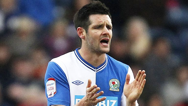 Scott Dann: New Blackburn captain