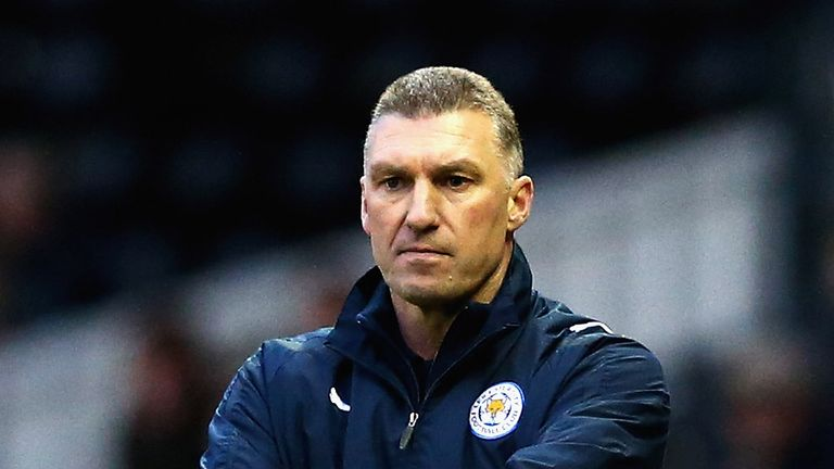 Nigel Pearson: Leicester boss has signed youngster Ryan Watson on a one-year deal