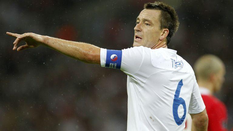 England captain 2011