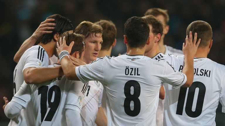 Germany: Remain on course in Group C of World Cup qualifying