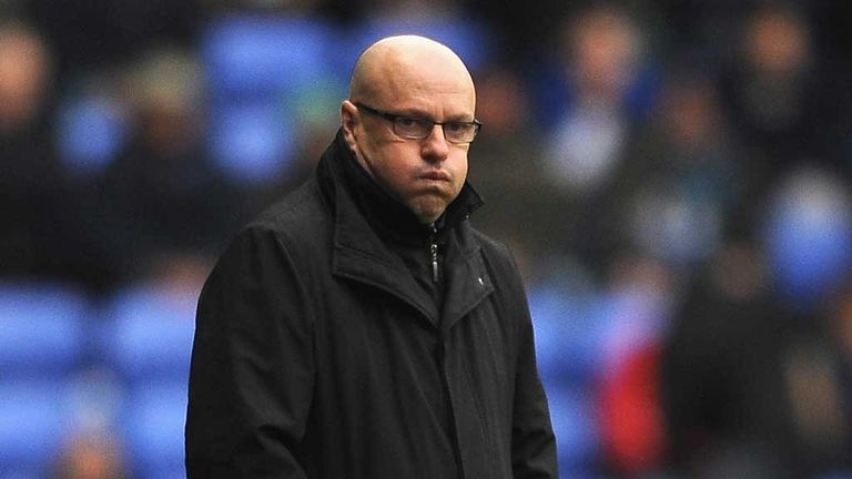 Brian McDermott: First joined Reading as chief scout in 2000, before eventually succeeding Brendan Rodgers as manager
