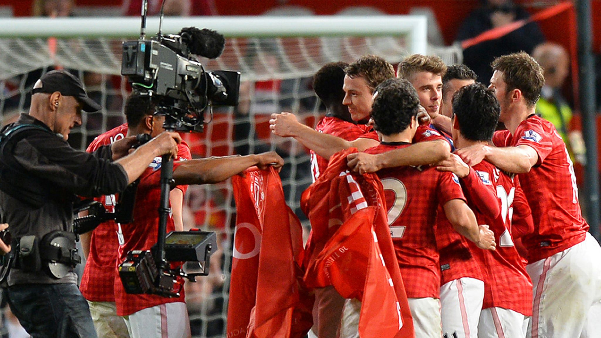 Manchester United to celebrate Premier League title with ...
