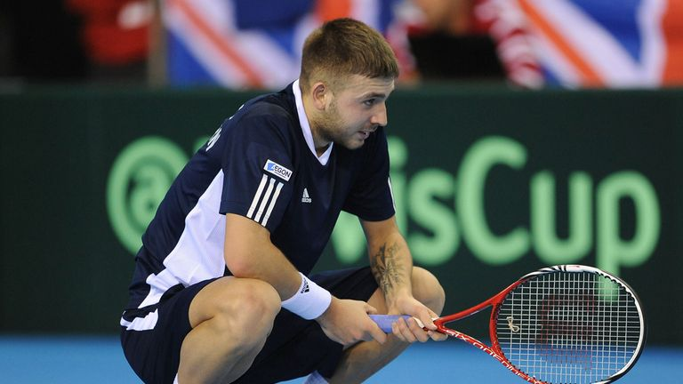 Dan Evans: British number six defied rankings gulf to extend Dimtry Tursunov to five sets