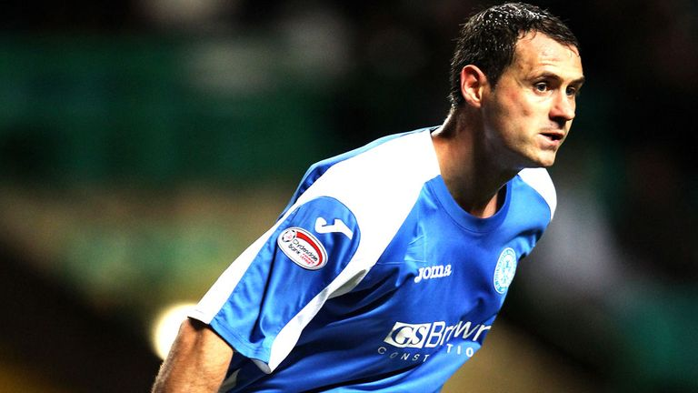 David McCracken: Says contract offer was withdrawn by St Johnstone