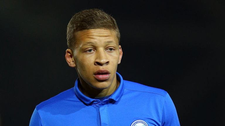 Dwight Gayle: Now a Crystal Palace striker