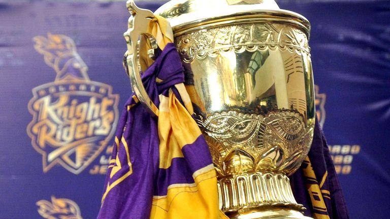 IPL trophy: ECB holds talks over schedule change