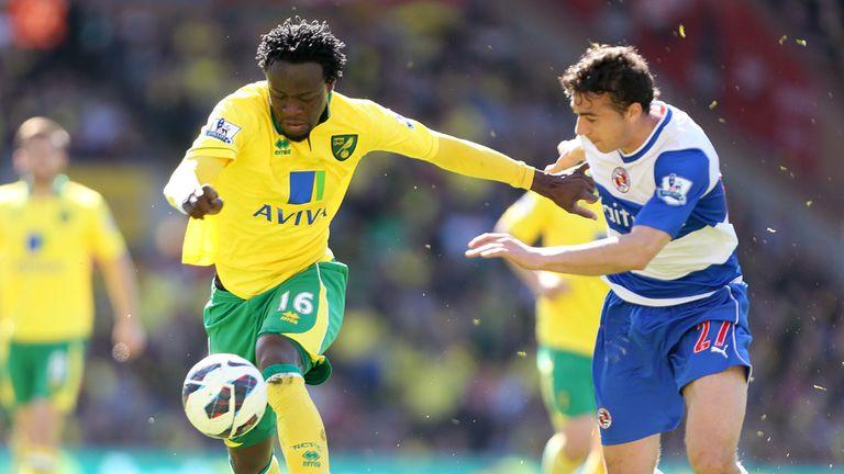 Kei Kamara: Has arrived in England