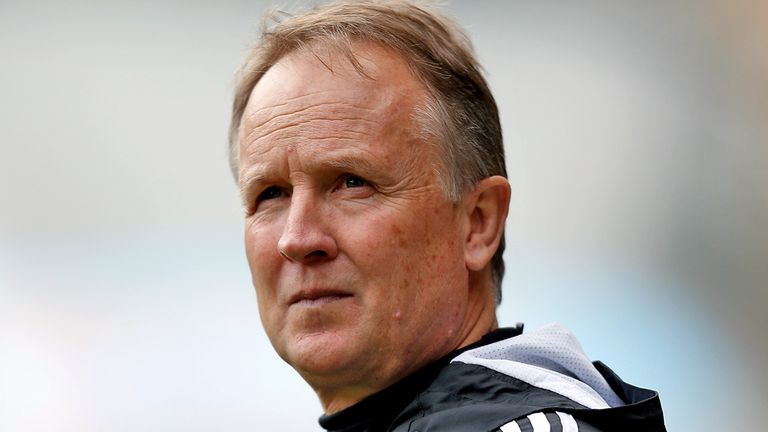 Sean O'Driscoll: Praised Bristol City's battling spirit