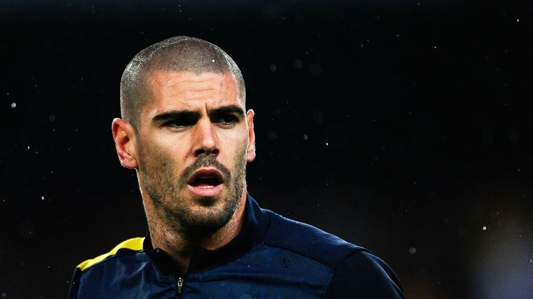 Victor Valdes: Hinted at interest in joining Monaco