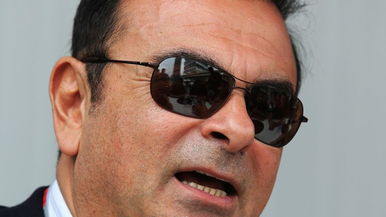 Carlos Ghosn has questioned Red Bull's sportsmanship