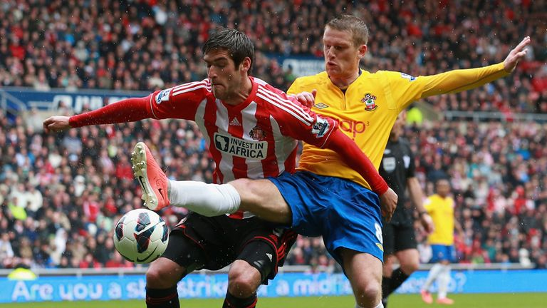 It was hardly a classic at the Stadium of Light as Sunderland and Southampton shared the spoils
