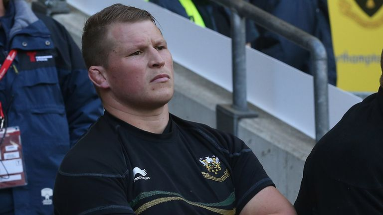 Dylan Hartley: Out of Lions tour