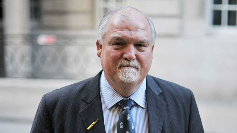 Mike Gatting: Will take over as MCC president in October