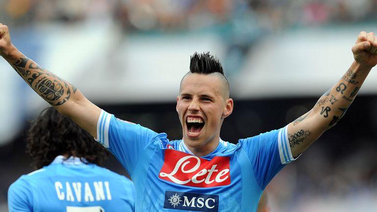 Marek Hamsik: Signs a new contract at Napoli