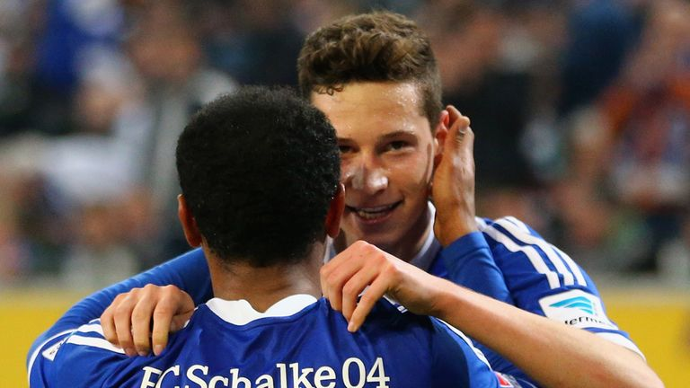 Julian Draxler: Interested in joining one of Europe's top clubs