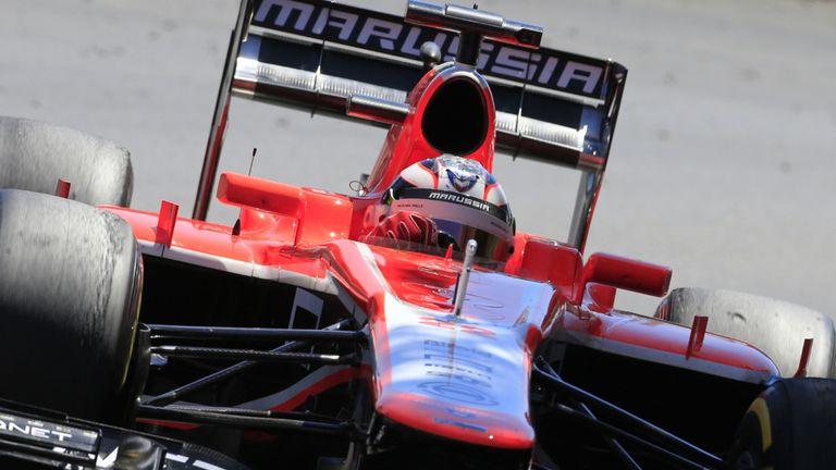 Marussia: Will use Ferrari power next season