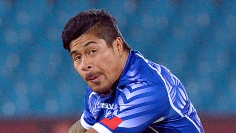 """James So'oialo: Was cited for """"unsporting act"""""""