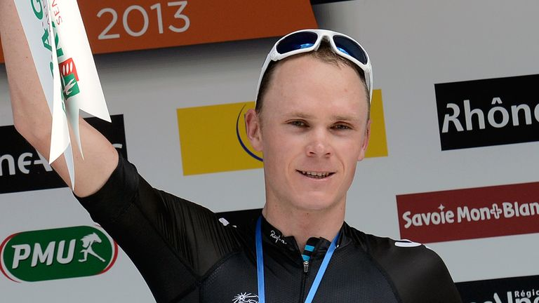 Chris Froome: No issues on stage six and will spend another day in the lead