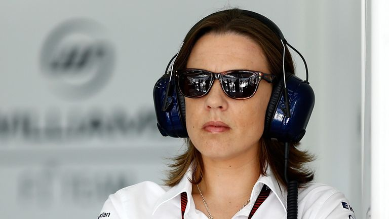 Claire Williams says women have brought diversity to her team