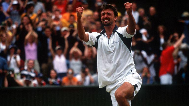 Goran Ivanisevic won Wimbledon 2001 as a wildcard