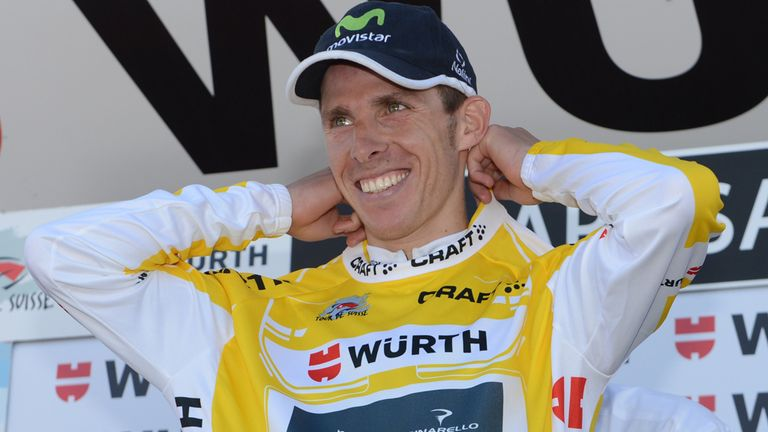 Rui Costa: Second Suisse win in as many seasons