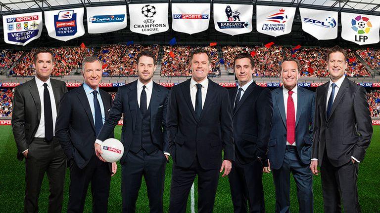 Jones, Souness, Redknapp, Carragher, Neville, Stelling, Chamberlin