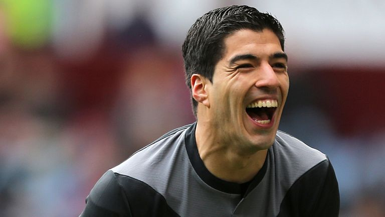 Luis Suarez: Appears defiant in his desire to join Real Madrid this summer