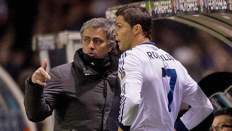 Mourinho and Cristiano Ronaldo are unlikely to work together again, says Balague