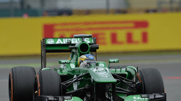 Caterham: New deal with Renault