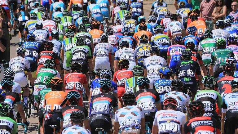 The Tour de France will visit the Netherlands for the sixth time