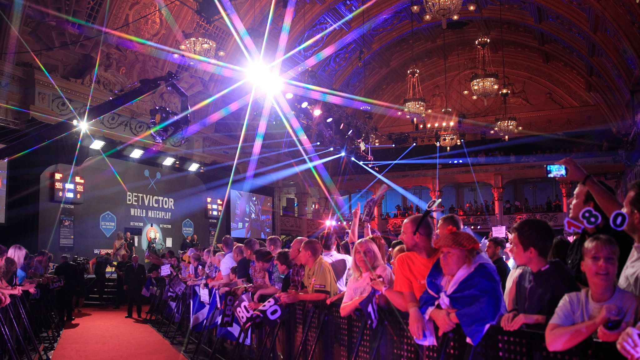 World Matchplay Darts What Makes Blackpool S Winter Gardens