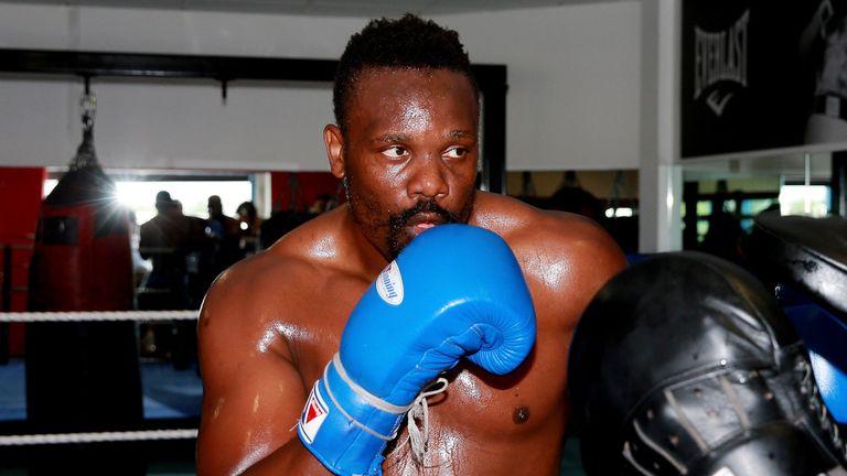 Dereck Chisora will return at the Copper Box on September 21