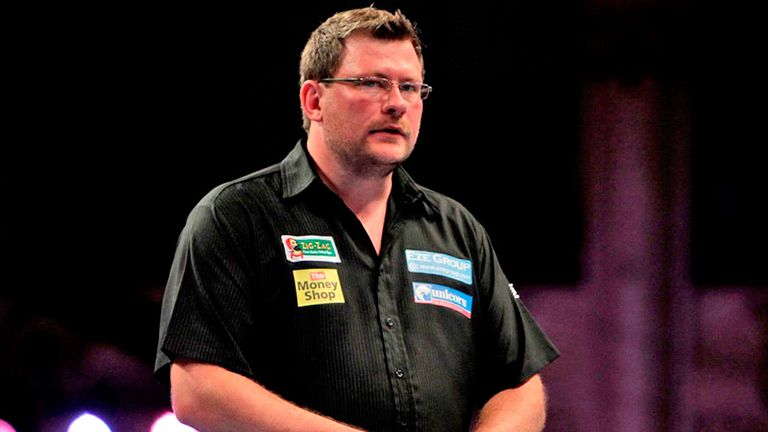 James Wade: Missing Premier League for first time in seven years