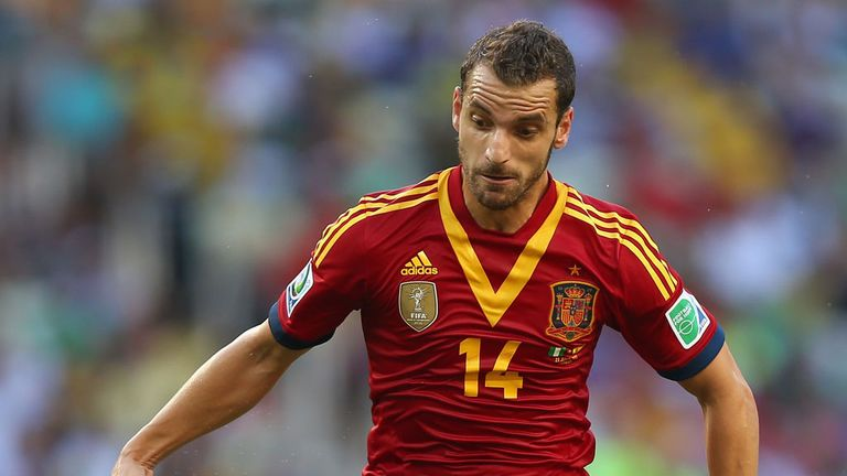 Roberto Soldado: Valencia forward has been linked with a move to Spurs
