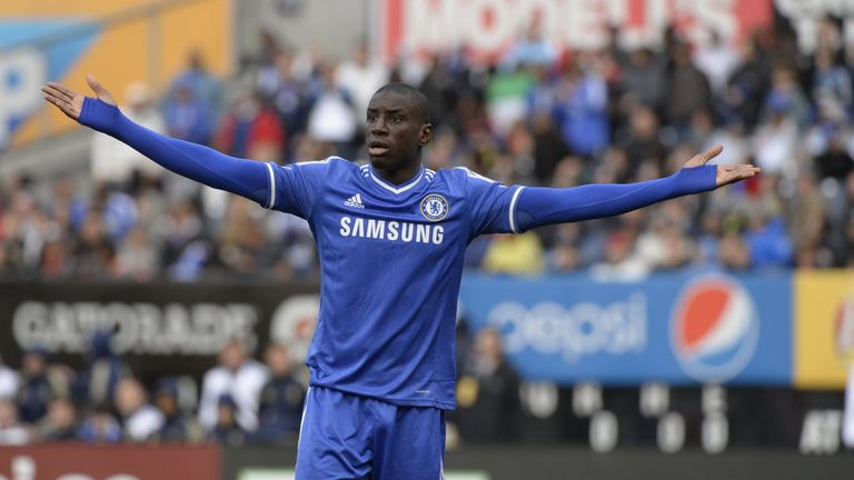 Demba Ba: Linked with Newcastle return