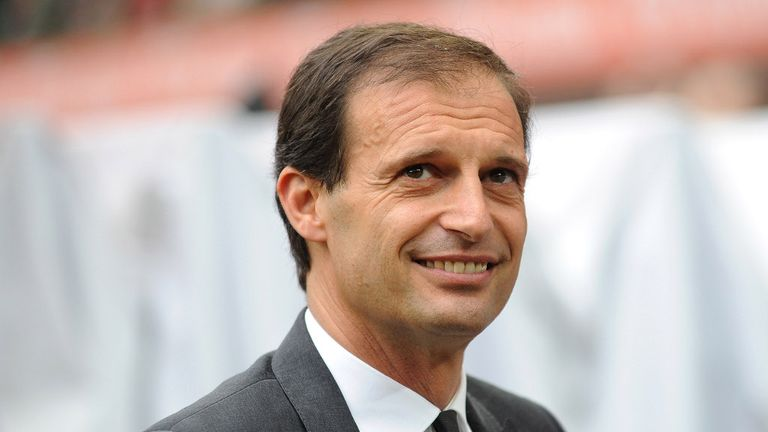 Massimiliano Allegri: Proud of his players