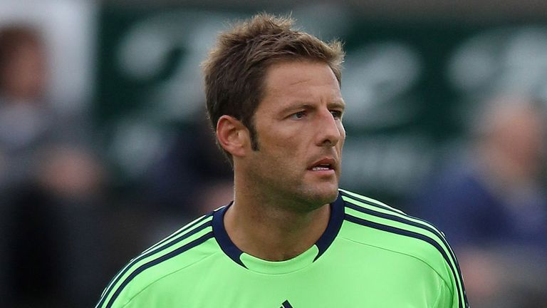 Carlo Nash: New Norwich goalkeeper was released by Stoke in the summer