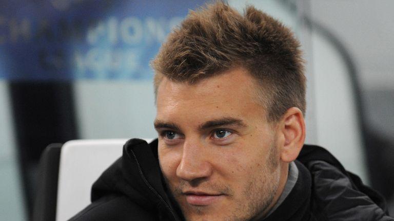 Nicklas Bendtner of Juventus