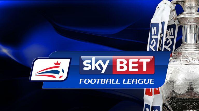 Sky Bet Football League announcement
