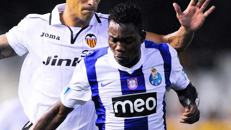 Christian Atsu: Has joined Chelsea from Porto