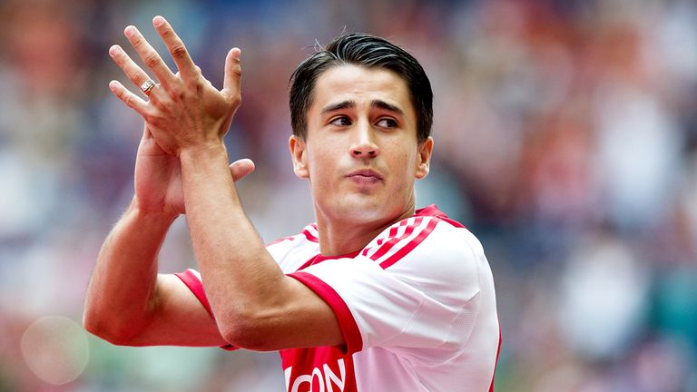 Bojan Krkic: Scored Ajax's third of the afternoon