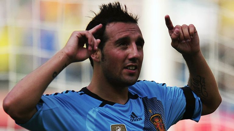 Santi Cazorla: Scored for Spain in their 2-0 win over Ecuador