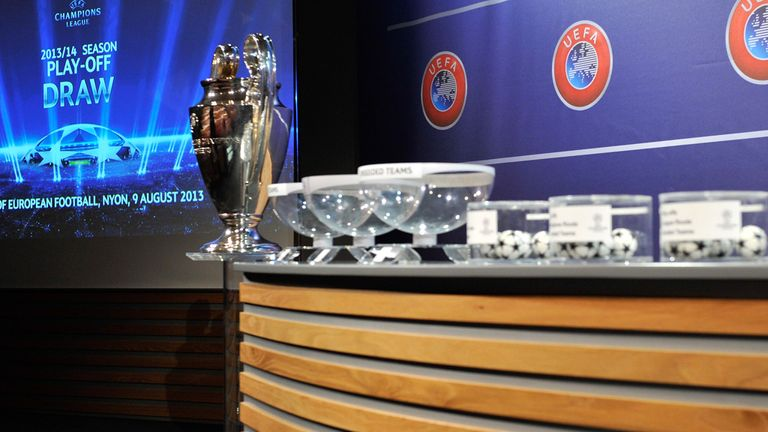 The UEFA Champions League last-16 draw is live on Sky Sports News on Monday at 10am