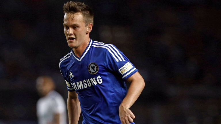 Josh McEachran of Chelsea controls the ball during the match between Chelsea and Indonesia All-Stars