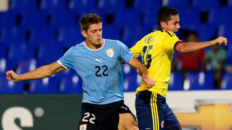 Maximiliano Amondarain: Uruguay defender has joined Cardiff