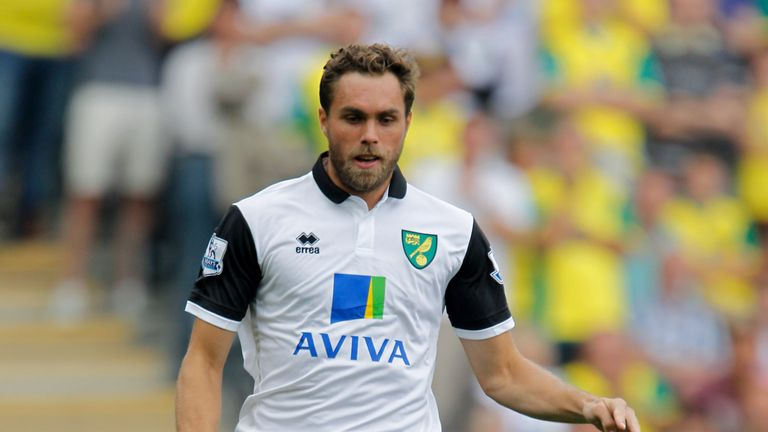 Johan Elmander: 'Perfect' home debut for Norwich