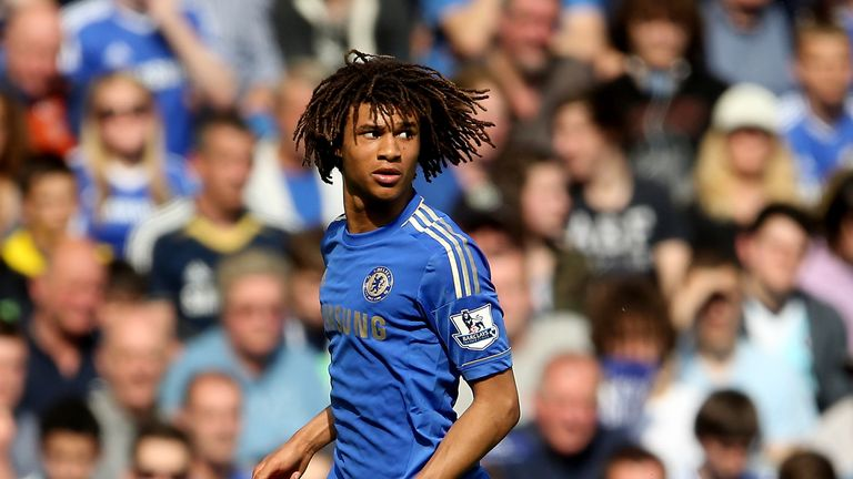 Ake featured seven times for Chelsea in the Premier League