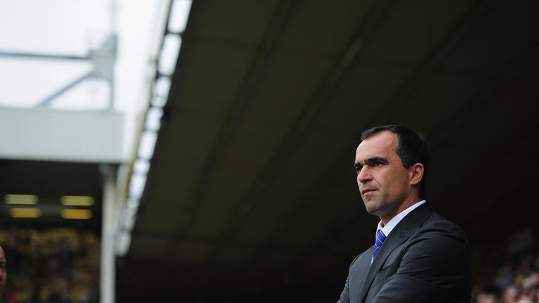 How Roberto Martinez will be able to get his points across will be key to building on Moyes' legacy