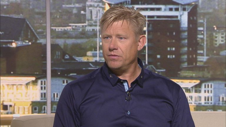 Peter Schmeichel: Former Manchester United goalkeeper is backing David Moyes