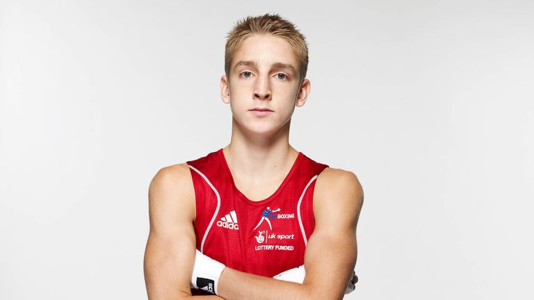 At the European Championships this year Jack won the bronze medal